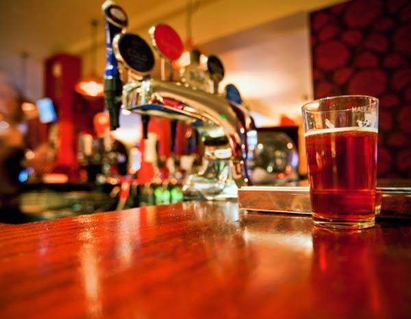 Bespoke Wooden Bars Bristol