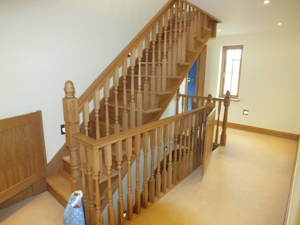 Bespoke Wooden Staircases in Bristol