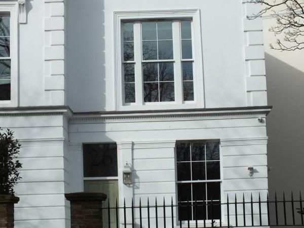 Wooden Windows in Bristol